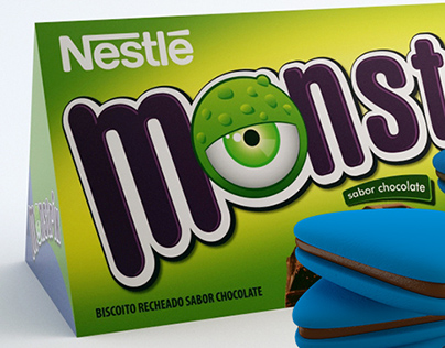 Monstrix Cookie