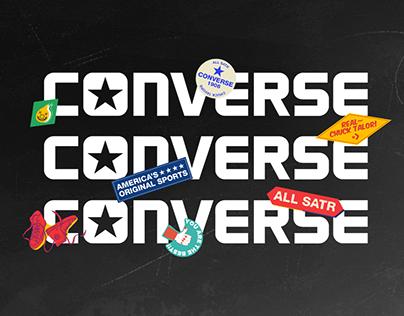 Converse UI UX proposal 2011