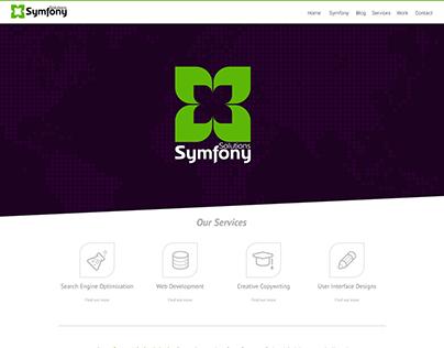 Symfony Website