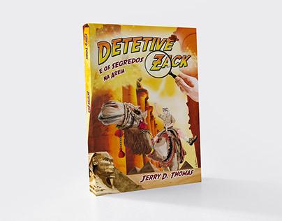 Capa do livro Detetive Zack
