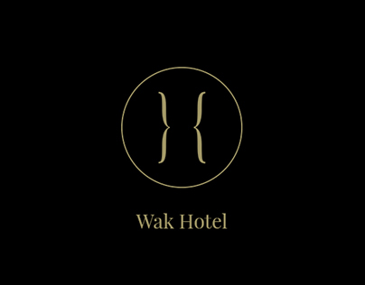 Hotel web application logo