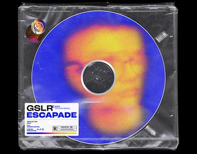 """Cover single """"ESCAPADE"""" GSLR"""