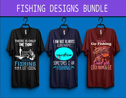 "This is new "" Fishing "" Designs Bundle."
