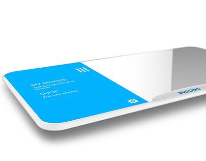 Philips Smart Furniture Concept