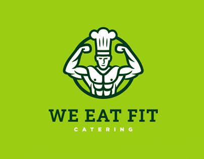 WE EAT FIT Brand Design