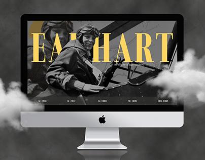 Earhart Website