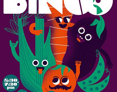 Veggie Bingo Poster