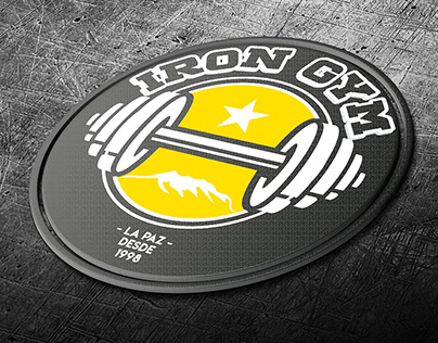 Iron Gym Bolivia - restyling
