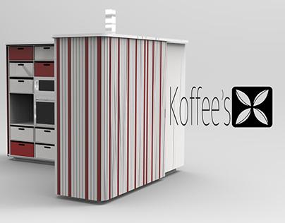 Kooffe's - The kitchen office