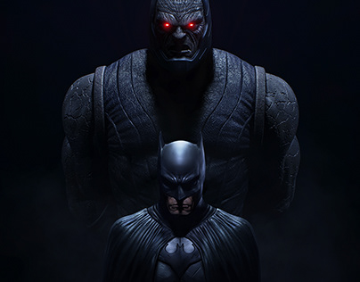 Darkseid Batman
