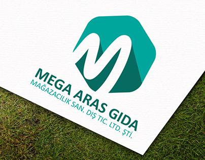 Mega Aras Gıda | Logo Tasarımı