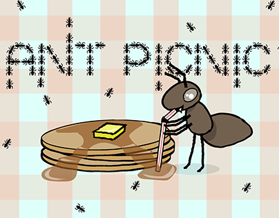 Students Discover - Ant Picnic