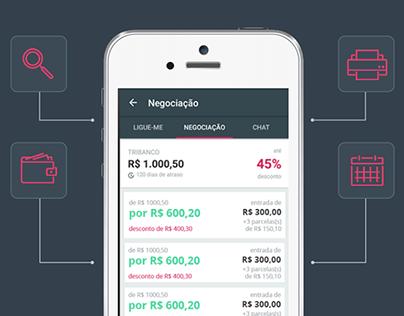 App Branding & Launch [DEBT]