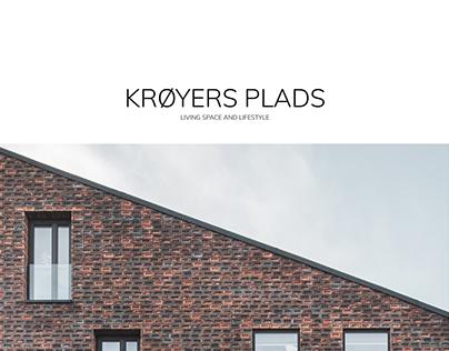 Krøyers Plads / Premium estate website