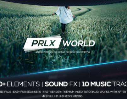 Parallax World -Professional Parallax Slideshow Creator