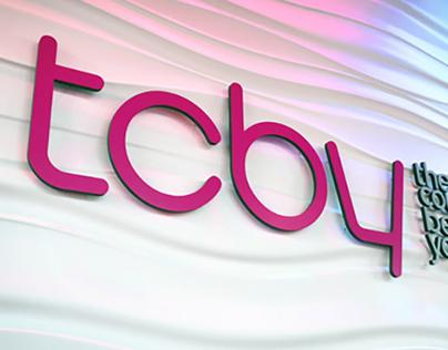 Brand & Store Design | TCBY