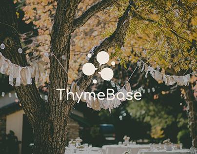 ThymeBase - Logo Design