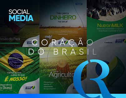 Social Media   Coração do Brasil #1