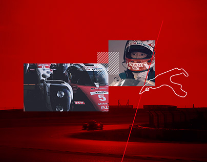 Toyota Gazoo Racing Redesign