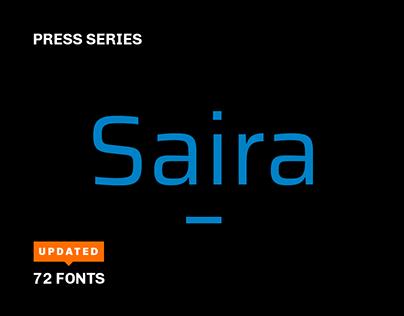 Saira [Press Series]