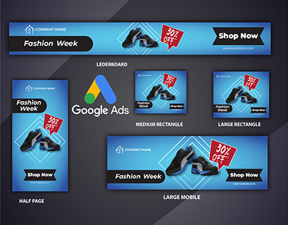 Google Banner Ads For AdWords
