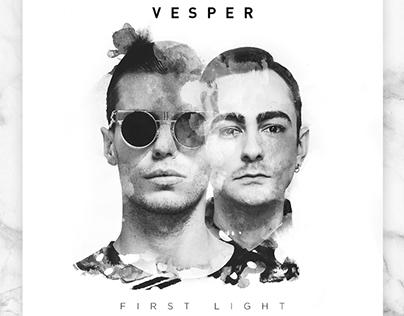 Pochette d'album VESPER