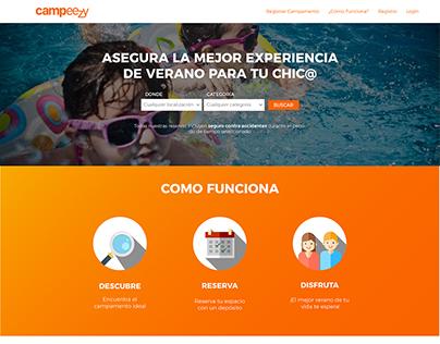 Campeezy Website