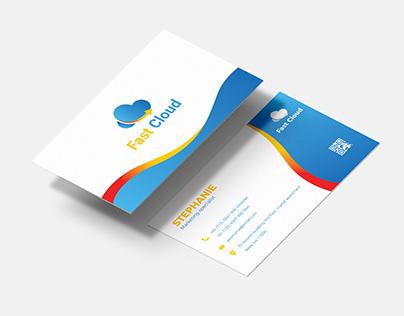 Modern business card design vol.7