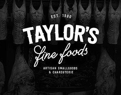 Taylor's Fine Foods