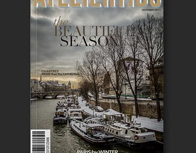 Atelier 1105 Magazine, Austin Texas