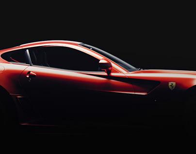 Ferrari GTO 599