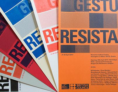 Gestures of Resistance
