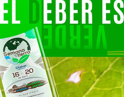 El Deber es verde