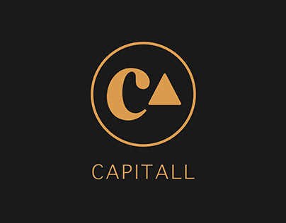 Logo proposals for Capitall.app
