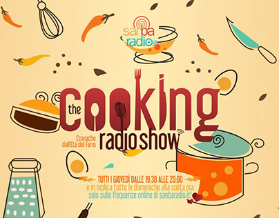 The Cooking Radio Show