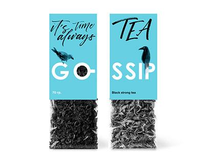 TEA PACKING GOSSIP