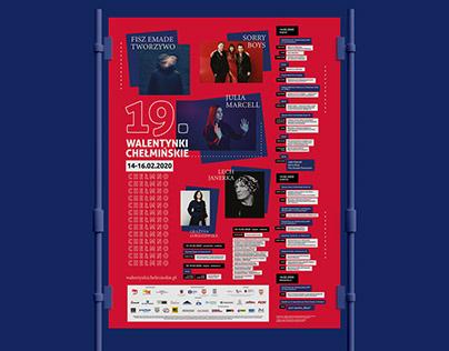 Walentynki Chełmińskie - Event branding