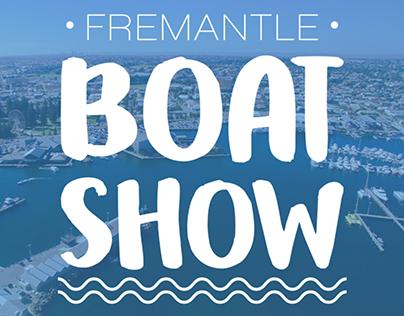 Fremantle Boat Show Logo