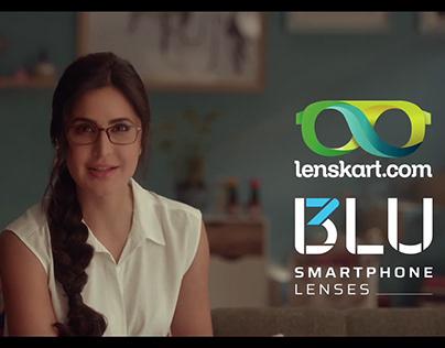 Lenskart BLUE TVC