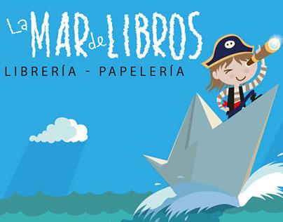 Papelería Mar de Libros