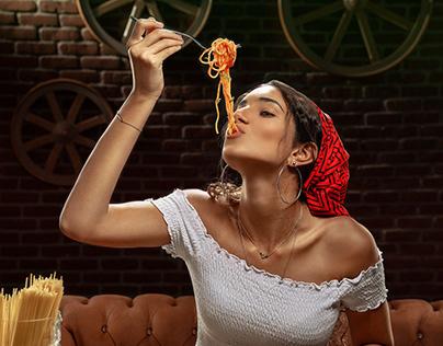 Portobello International Cuisine Campaign
