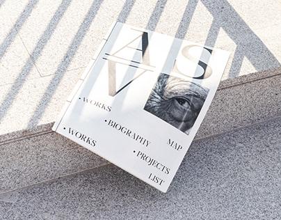 Antoni Gaudí & Álvaro Siza Vieira - Newspaper design