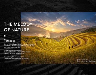 The Melody of Nature - Mu Cang Chai BIS