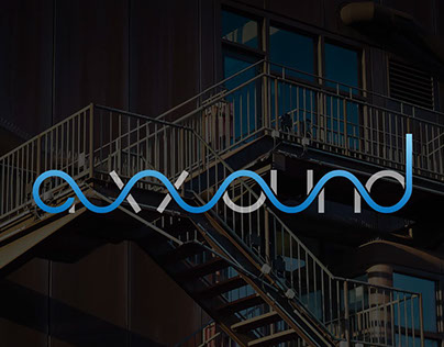 "Logo ""Axxound"", 2016"