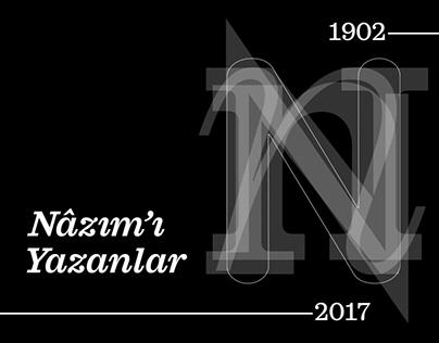 Nâzım'ı Yazanlar / Kitap ve Sergi Projesi