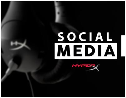 Social Media - HyperX