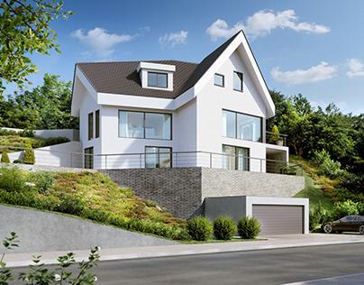 Giebenach House