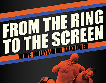 WWE Hollywood Takeover