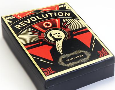 "Magic Magazine ""Revolution"" ad, The Secret Source"