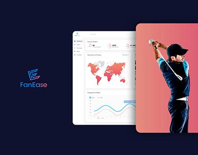 FanEase - Market Research & UI/UX Concept